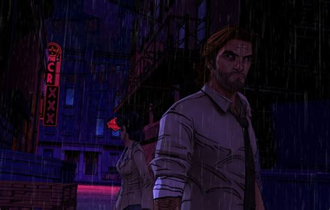 Bigby The Wolf Among Us Wallpaper by Wallpaper Telltale The Wolf Among Us Bigby