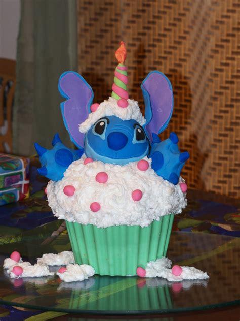 cake   sister    huge stitch fan