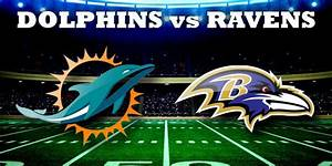 Dolphins vs. Ravens Preview and Prediction – GET MORE SPORTS