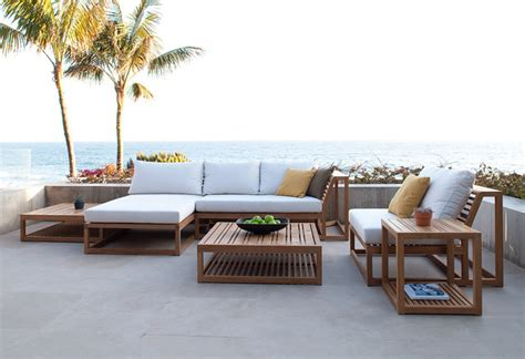 maya pc lounge set modern patio los angeles