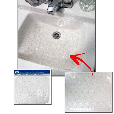 Sink Mat Protector by Large Kitchen Sink Protector Mat Clear Vinyl Gadget Tools