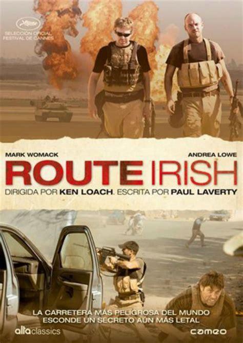 Route Irish (film) - Alchetron, The Free Social Encyclopedia