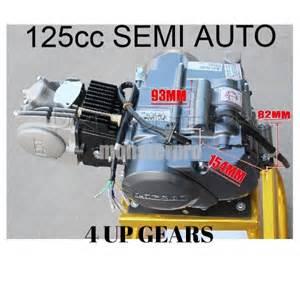125cc Semi Auto Lifan Engine Motor Honda Ct110 Ct90 Postie