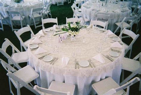 wedding tables and chairs by table outdoor wedding round tables with brown