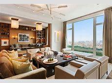 Элегантная квартира с видом на центральный парк в НьюЙорке