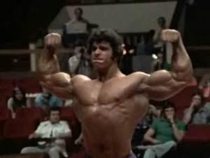 Arnold vs Lou - YouTube