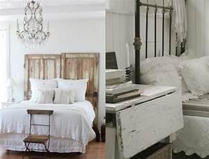 Chambre Shabby Chic : deco chambre shabby chic visuel 5 ~ Preciouscoupons.com Idées de Décoration