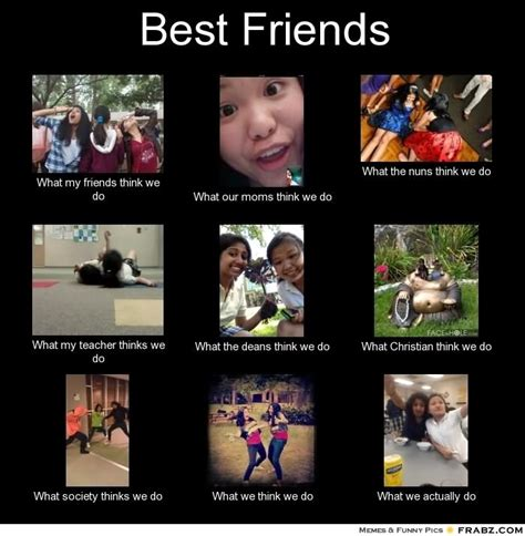 Funny Memes About Friends - 28 most funny best friends meme pictures and images