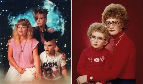 Awkward Family Photos From The 1980s