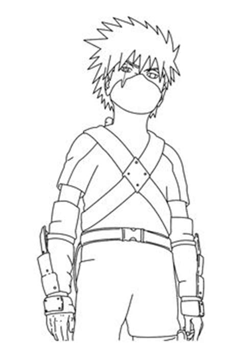 naruto coloring pages images   dibujo