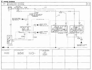1991 Mazda B2600i Starter Alternator Wiring Diagram