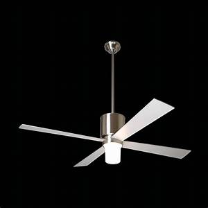 Contemporary ceiling fan with bright light winda furniture