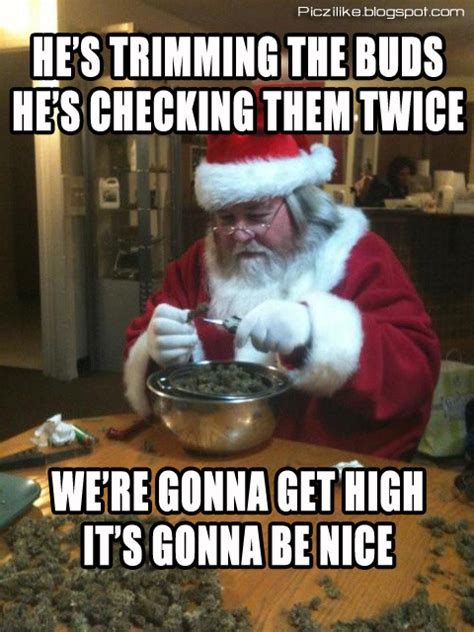 picz   santa claus  checking  bud