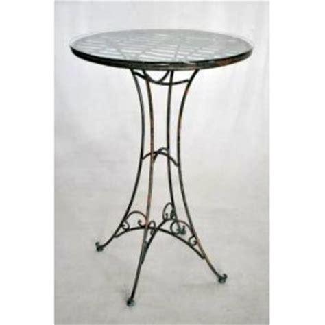 table bar fer forge id 233 e table de bar en fer forge