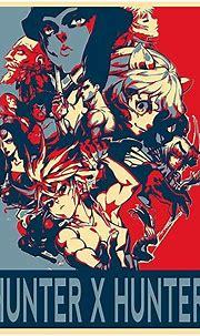 Poster Hunter x Hunter