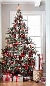 20, Ideas, For, Beautiful, And, Festive, Christmas, Tree, Decorations