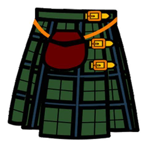 skirt flag cliparts kilt clipart collection scottish kilt vector