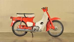 1969 Honda C50 Supercub