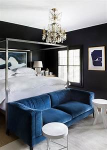 639 best images about bedrooms on pinterest bedroom for Sofa at foot of bed