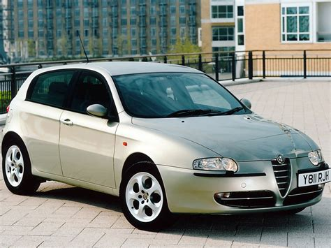 Alfa Romeo 147 by 2001 Alfa Romeo 147 Pictures Information And Specs