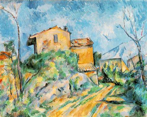 Cézanne Peinture by Quelques 22 Octobre Le Blog De Bernadette Couturier