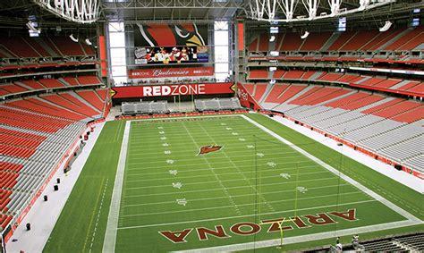 arizona cardinals stadium segd