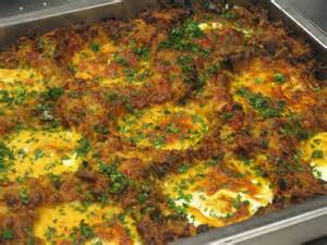 Spanish Rice with Fried Egg