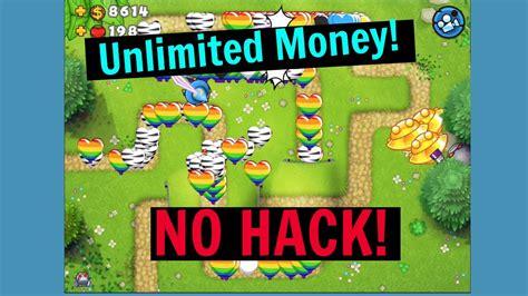 unlimited money  level  super fast btd   hack