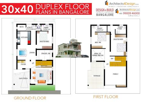 house plans  bangalore      floors