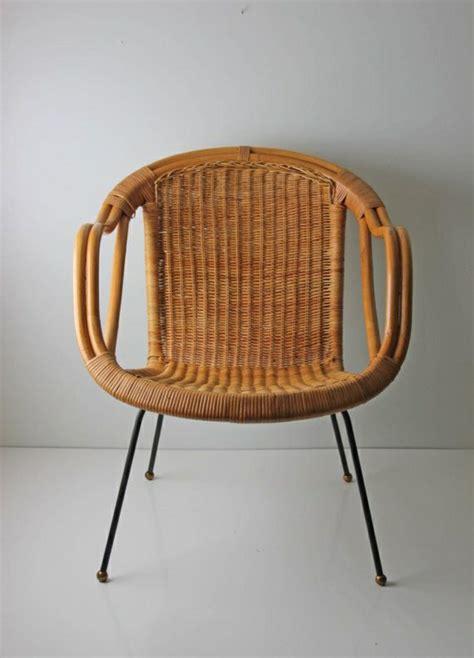 chaise en osier notre inspiration du jour est la chaise en osier