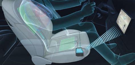siege auto massant un siège auto massant qui détecte la fatigue au volant