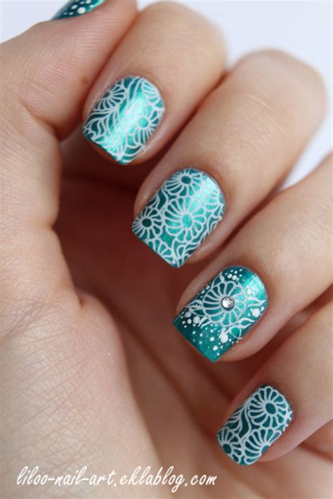 nail avec les water decals bw 006 cr 233 ature le