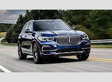 2019 BMW X5 40i xDrive First Drive Automobile Magazine