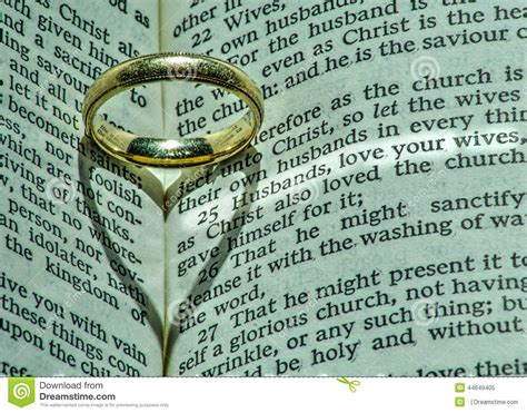 s wedding ring has deeper religious meaning stock