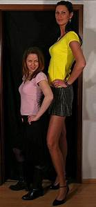 384 best images about Tall Women - Female Height ...