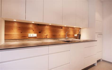 Rückwand Küche Holz by Elefantenhaut Kuchenruckwand