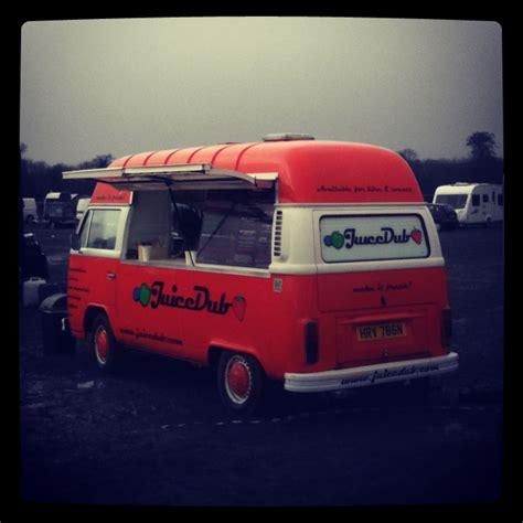 Juice Dub Smoothie vw camper van at Dubaid 3   A Juice
