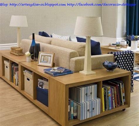 muebles funcionales  espacios pequenos decoracion