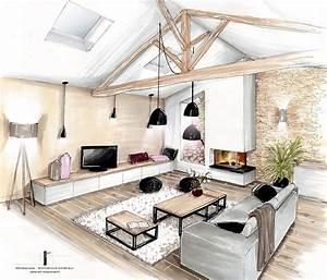 les 25 meilleures idees de la categorie dessins d With meuble cuisine petit espace 1 cuisine de ferme moderne 25 idees creatives