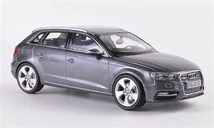 Audi A3 Grise : audi a3 miniature sportback grise 2012 schuco 1 43 voiture ~ Melissatoandfro.com Idées de Décoration
