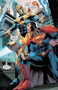 Dc Comics Rebirth Universe  U0026 Action Comics  993 Spoilers