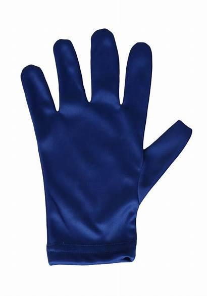 Gloves Child Marvel Womens Royal Mistique Costume