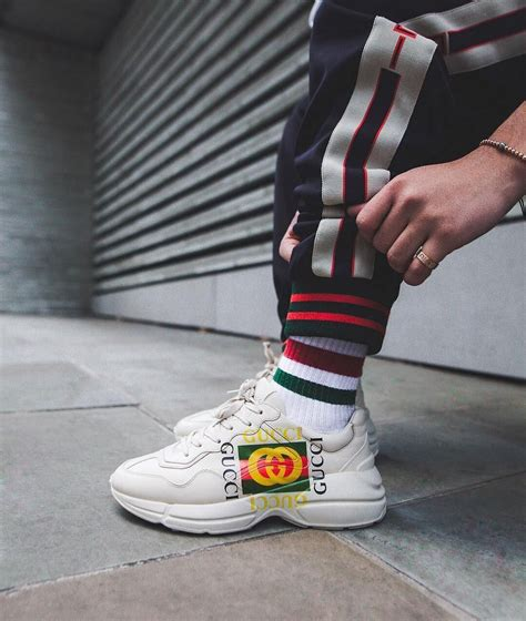 Buy, sell, empty your wardrobe on our website. How To Spot Fake Gucci Rhyton Trainers - Brands Blogger