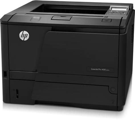 Hp laserjet pro 400 sheet feeder 500 page capacity, cf284a. HP LaserJet Pro 400 M401a A4 Mono Laser Printer - CF270A