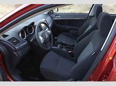 2008 Mitsubishi Lancer GTS Interior Picture Pic Image