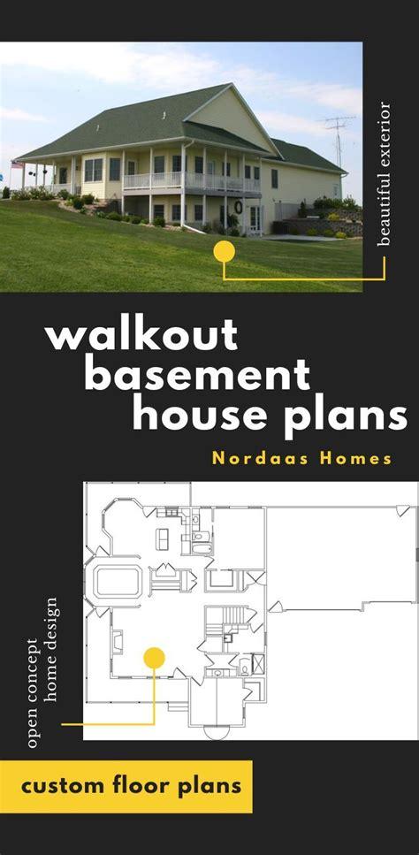 We love designing custom floor plans like this walkout