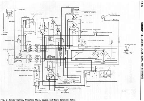 Wrg Wiring Diagram Ford Falcon Sprint