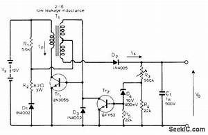 capacitive discharge ignition schematic get free image With capacitordischargeignitioncircuit basiccircuit circuit diagram