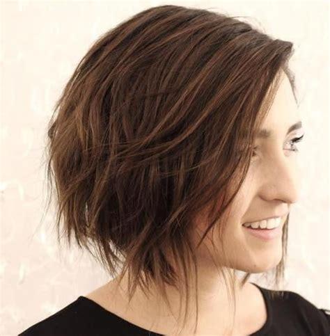 ideas  messy bob haircuts  pinterest edgy
