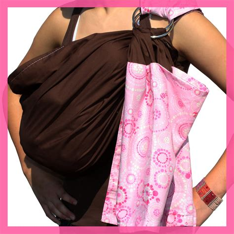 Baby Ring Sling Sewing Pattern Instant Download By